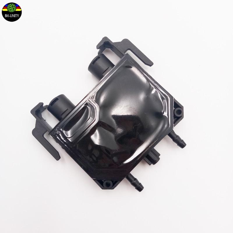 ¡Superventas! 5 unids/lote Xaar 1201 cabezal de impresión compuerta de tinta UV para impresora solvente de color del cielo Xuli