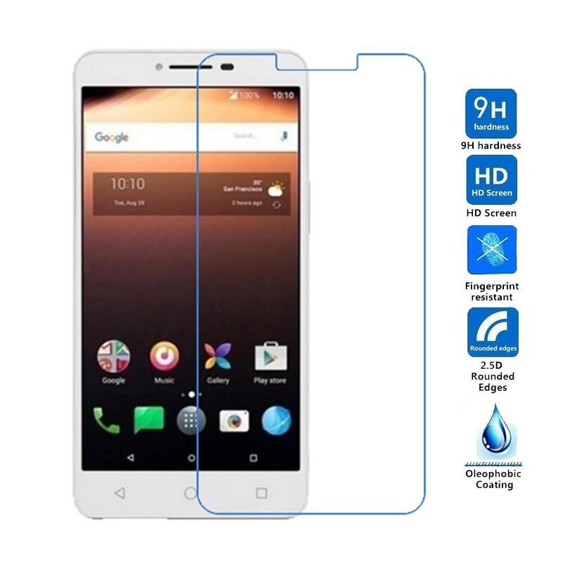 2pcs Gehärtetem Glas Für Alcatel One Touch Pixi 4 6,0 8050D OT-8050D Screen Protector Film Für Alcatel OneTouch A3 XL 5010D