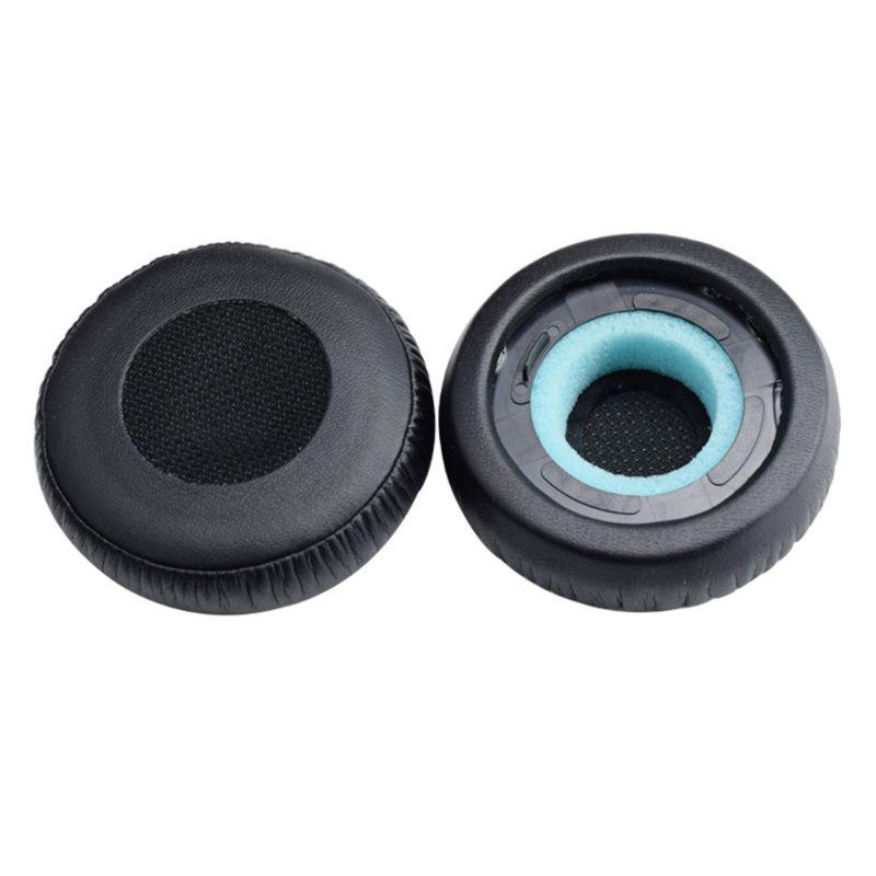 New 1 Pair Earphone Ear Pads Earpads Sponge Soft Foam Cushion Replacement for Philips Fidelio M1 Headset Headphones qiang