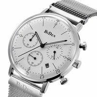 Top Brand Luxury Ultra-thin Wrist Watch Men Watch Men's Watch Clock Mens Watches erkek kol saati reloj hombre heren horloge