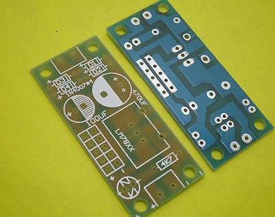 L78XX PCB LM78XX LM7805 LM7812 Feste Regler PCB Board VERSAND