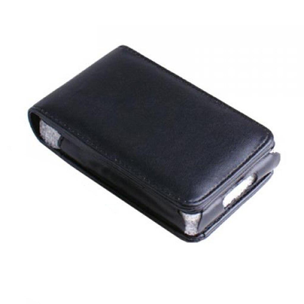 Bla housse étui en cuir pour iPod Classic 5th génération 30GB 60GB pour Apple iPod Classic 6th génération 120 GB/80 GB