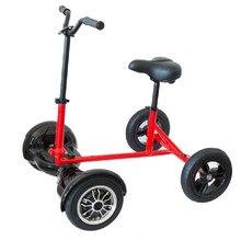 Hoverbike Hoverboard için 6.5 10 inç Hover koltuk yükseltilmiş denge Scooter Hover kart eki Go Kart koltuk tutucu Hoverkart