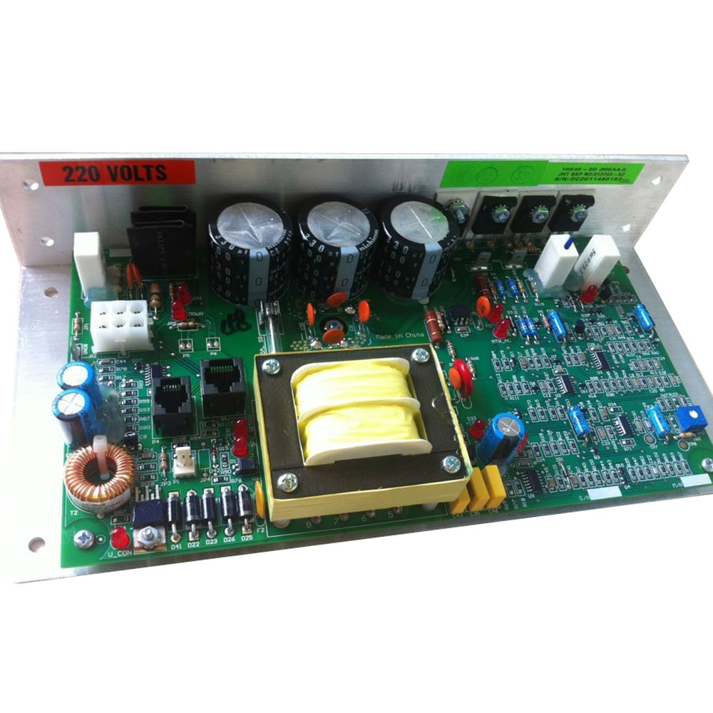 treadmill motor controller for Johnson Fitness T8000 treadmill driver board power supply board circuit board