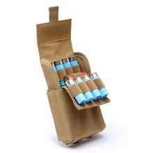 Expédition des états-unis et du CN offre spéciale sacs de munitions de chasse Molle 25 ronde 12GA 12 calibre cartouches de munitions