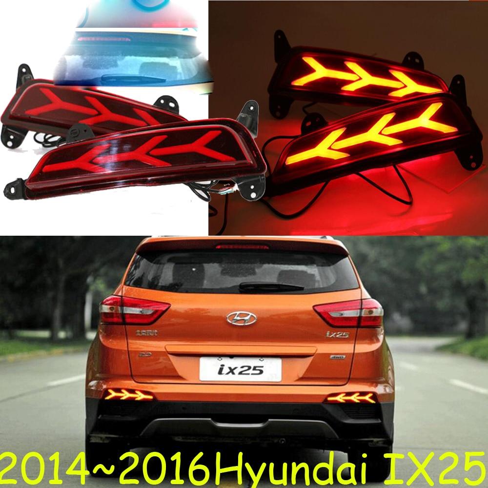 IX25 feu arrière   solaris,2014 ~ 2016,,, modèle de livraison gratuite! accent,IX 25,Genesis,i10,i20,santa fe,lantra, antibrouillard IX25