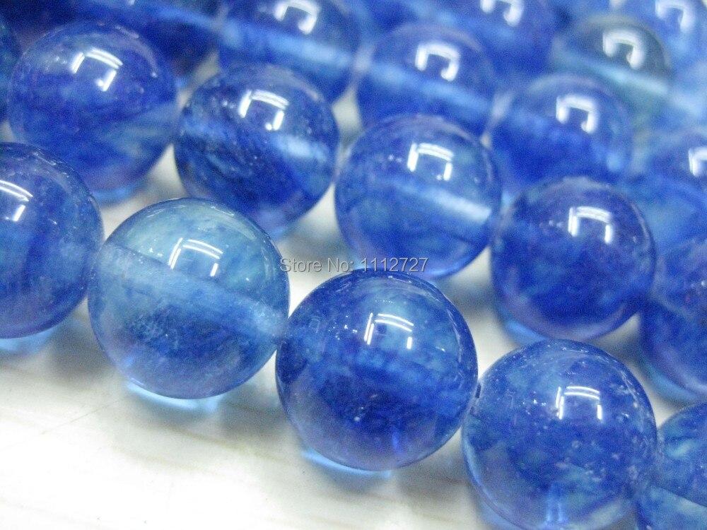 2018 bricolage bleu pastèque Tourmaline 4mm 6mm 8mm 10mm 12mm perles rondes femmes fabrication de bijoux en pierre naturelle MY030 prix de gros