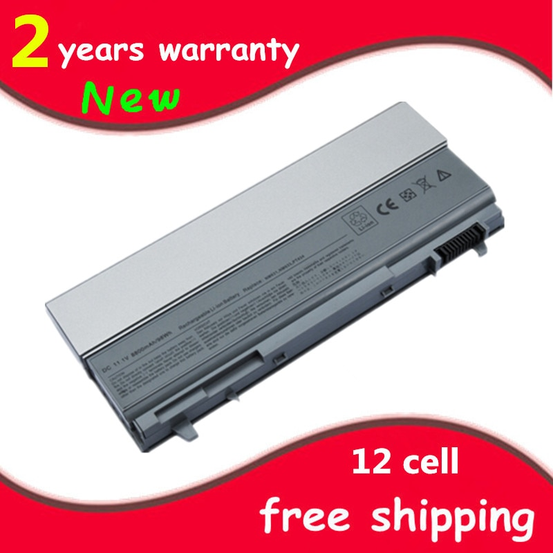 Laptop battery FOR Dell PT434 PT435 PT436 PT437 KY477 KY265 KY266 KY268 FU268 FU274 FU571 MN632 MP30