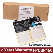 KingSener New FPCBP450 Laptop Battery for Fujitsu FPB0321S FMVNBT37 1ICP4/59/97-2 Tablet PC 3.8V 547