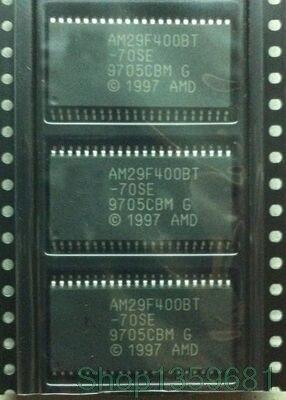 Nuevo 10 unids/lote AM29F400BT-70SC AM29F400BT-70SE AM29F400BT AM29F400 29F400 SOP44
