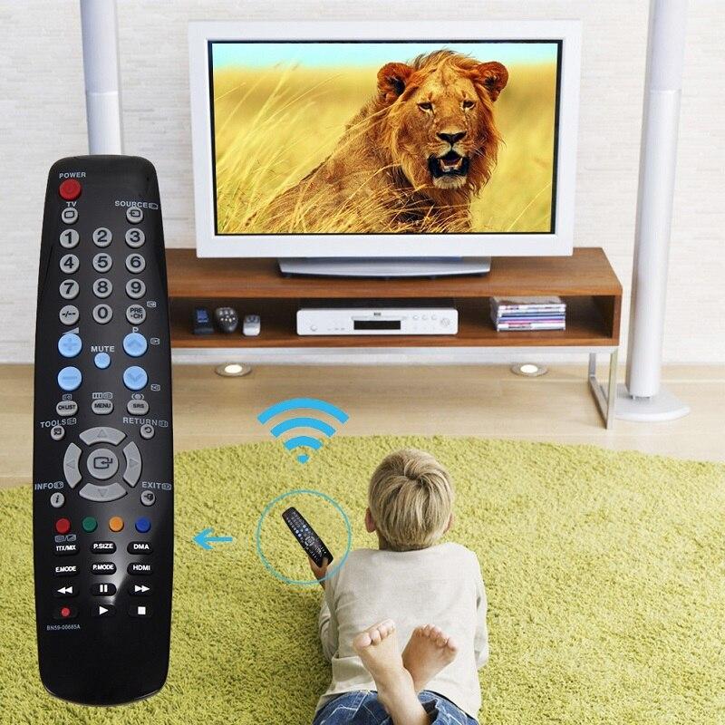 Controlador remoto para TV Samsung remoto en todo el mundo de Control remoto para SAMSUNG BN59-00684A BN59-00683A BN59-00685A reproductor de TV