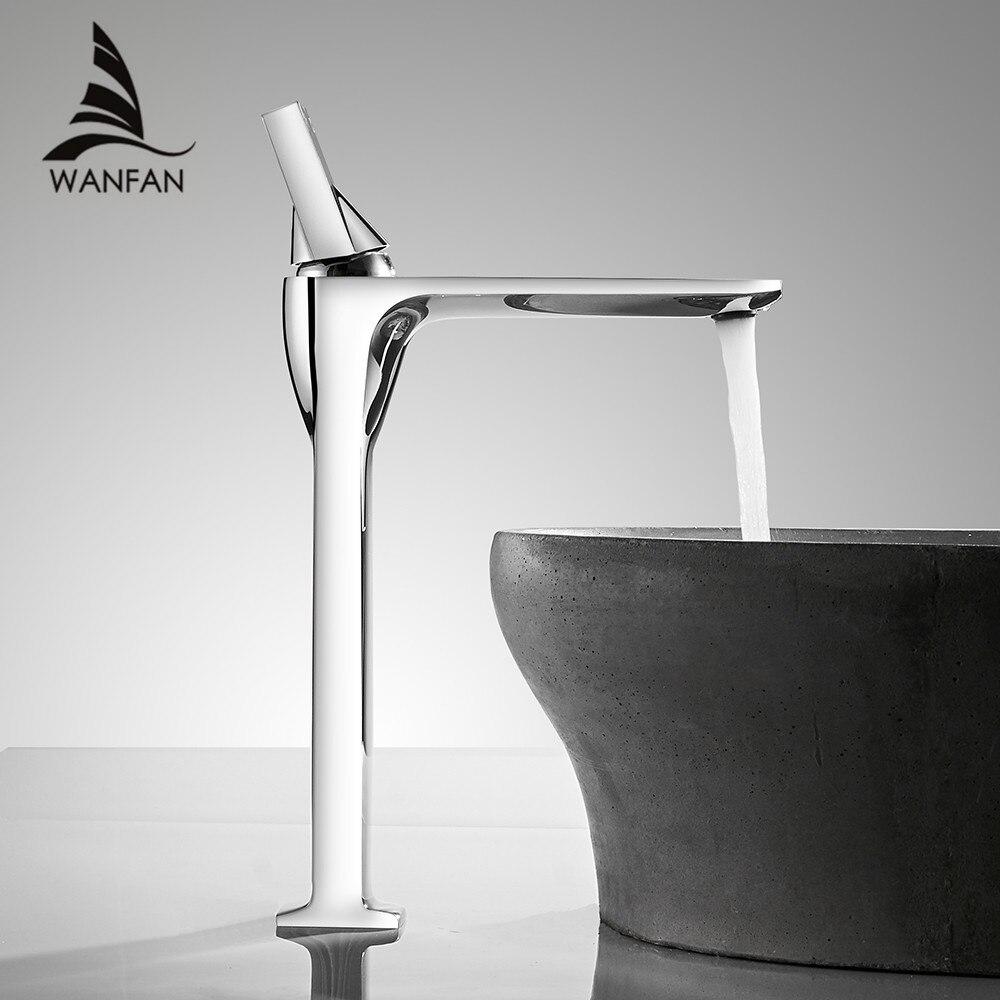 Кран для раковины хромированный кран для раковины для ванной комнаты Одноручный кран с отверстием для раковины винтажный смеситель для гор...