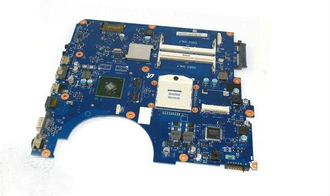 Placa base yourui para ordenador portátil Samsung R580 R540 R590, placa base BA92-06129A GT310M/512MB DDR3 HM55, placa base completamente probada