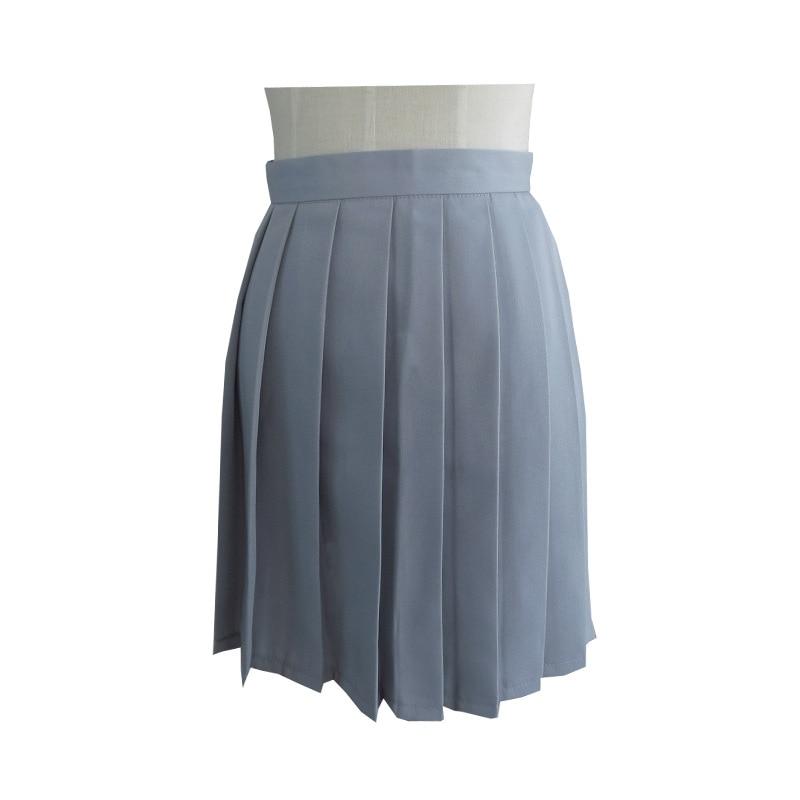 2019 new style Japanese sailor uniforms JK uniforms pleated skirt adjustable fashion elegant skirt