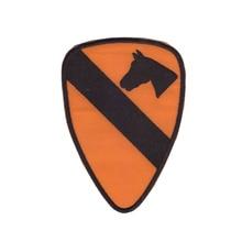 Patch couleur de la cavalerie   Pièce de couleur du Vietnam de larmée américaine ère 1st A106