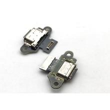 Dla Motorola Moto X4 X 4th XT1900 USB ładowania złącze płyty stacja dokująca gniazdo Micro Flex taśma kablowa