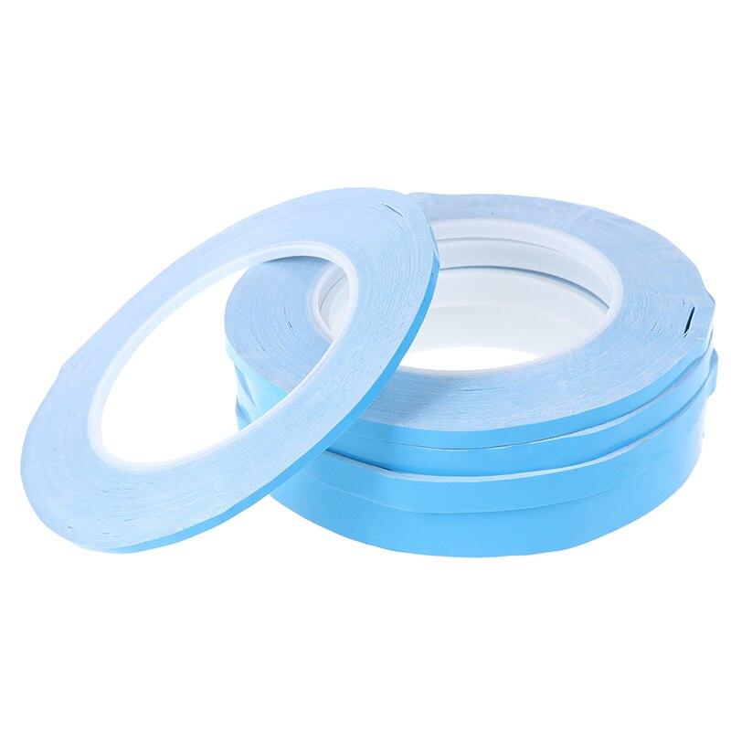 1 Защитная Клейкая Лента двухсторонняя для теплообмена тепловое действие для Светодиодный PCB радиатор