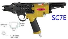 Alifix SC7E – pistolet pneumatique à anneau C, pistolet à Air comprimé, pince à anneau de porc, Original et authentique