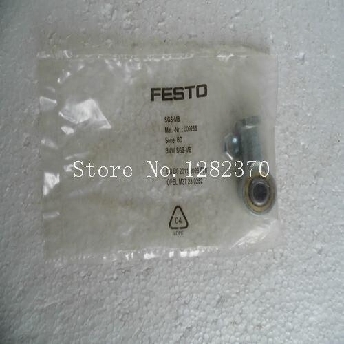 [SA] جديد الأصلي أصيلة خاص مبيعات فيستو موصل SGS-M8 الأسهم 009255-5 قطعة/الوحدة