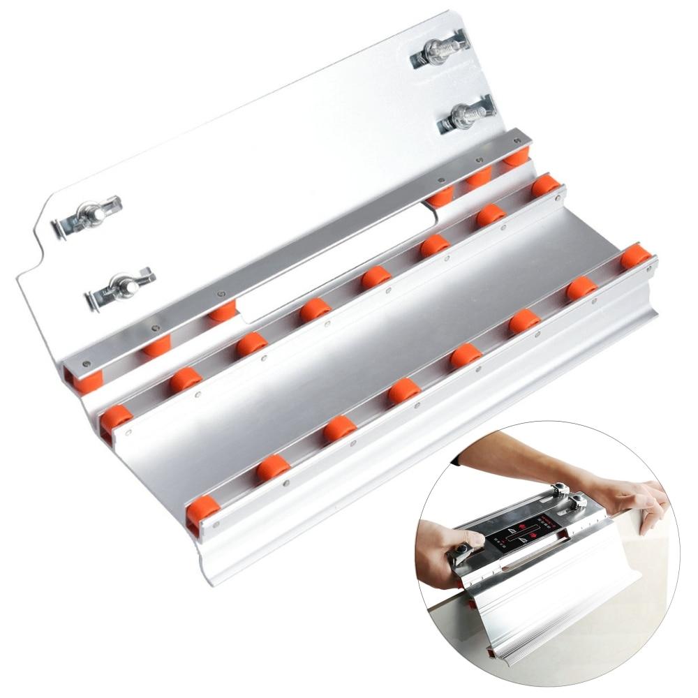 Nueva máquina de biselado de azulejos máquina de corte en ángulo de 45 grados biselado accesorios multifuncionales