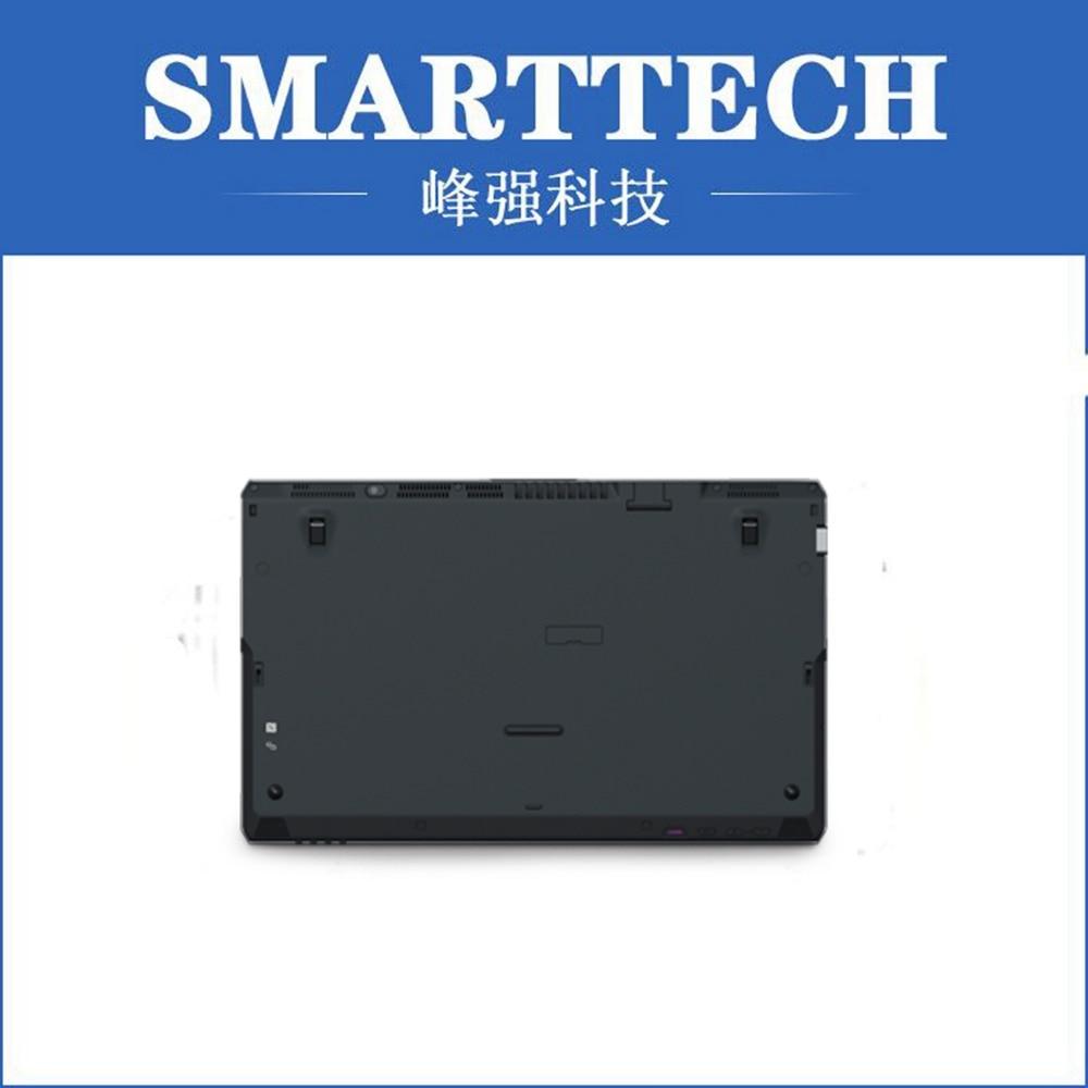 Partes de moldeo por inyección de la cubierta de plástico de la televisión inteligente Custome en shenzhen