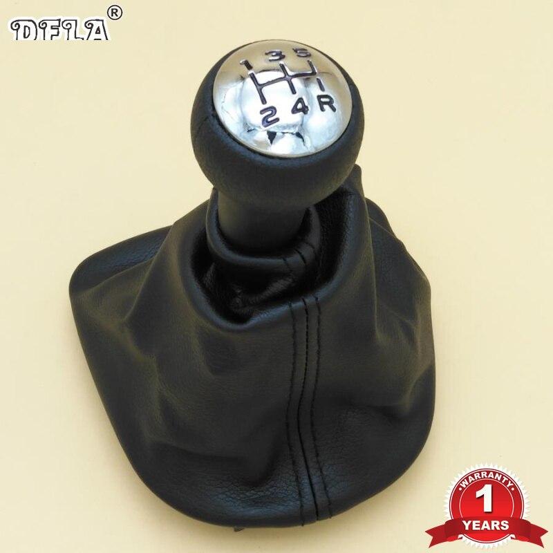 Шестерни Ручка переключения для peugeot 206 306 307 308 3008 для Citroen C2 C4 Пикассо 5 Скорость Шестерни переключения ручка и ткани