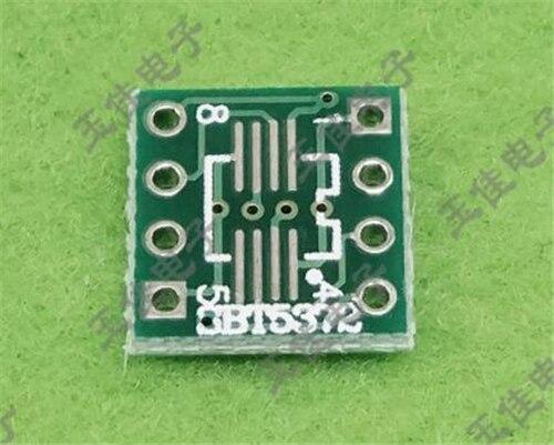 Free Shipping!!! SOP to DIP/SO8/SOP8 to DIP8 adapter board