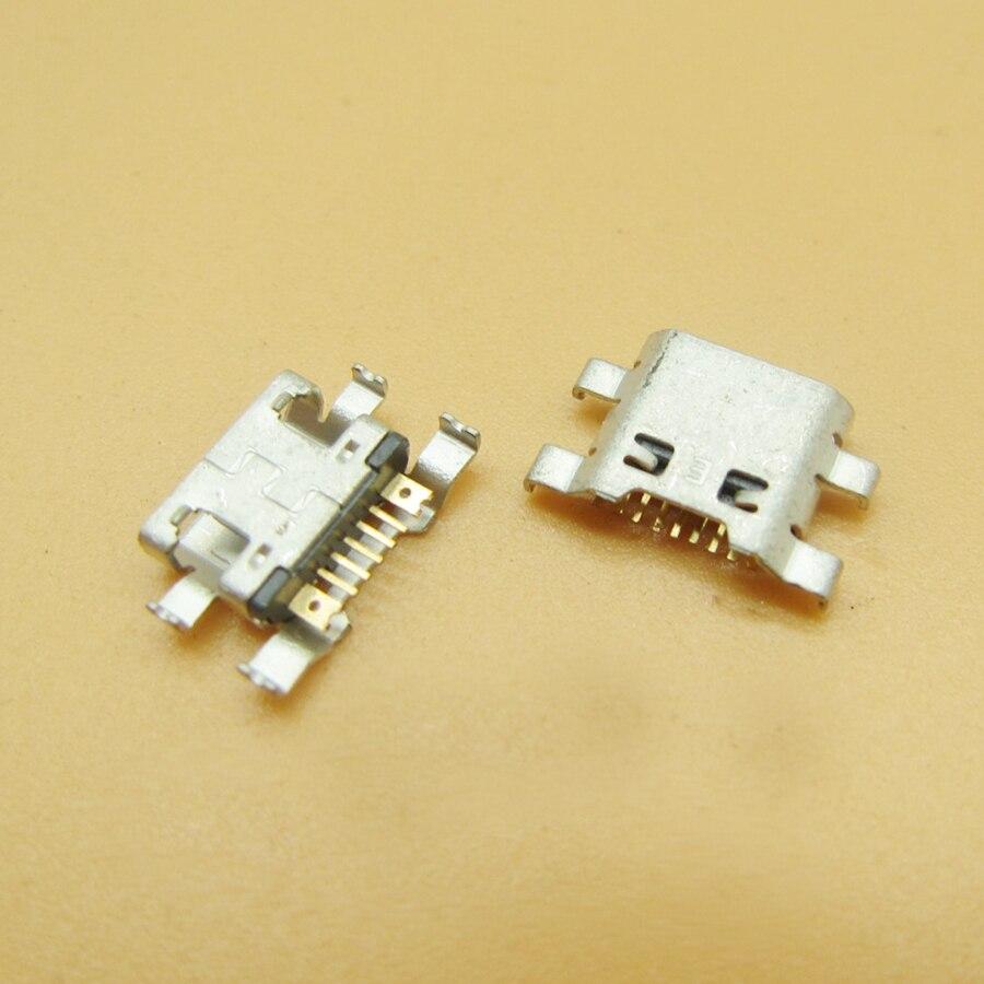 مدخل USB صغير مع شاحن ، 500 قطعة ، لـ LG K10 2016 K420 K420N MS428 K425 K428 PREMIER L62VL K4