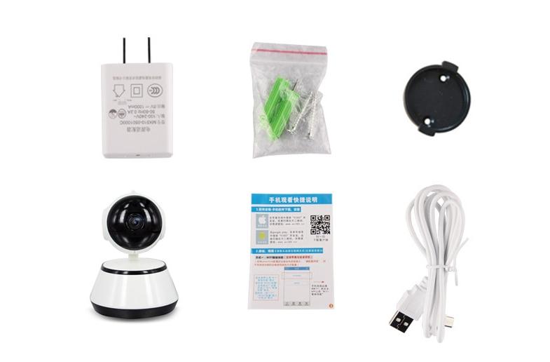 Wireless WIFI 360