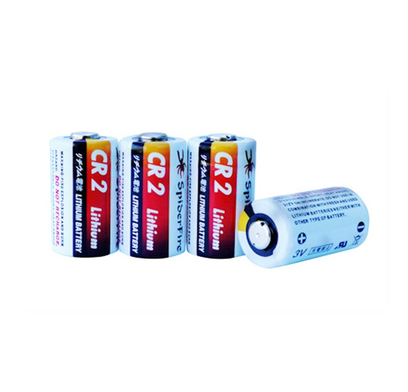 4 Uds CR2 CR15H270 CR15266 3V 850mAh CR2 3V batería de litio para timbres GPS sistemas de seguridad cámara electrónica dictionari