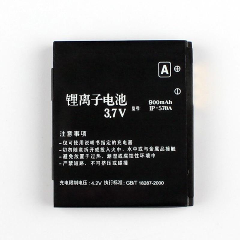 Original de alta capacidad LGIP-570A batería para LG KP500 KV500 KC550 KX500 KC560 KF700 KC780 900 mAh