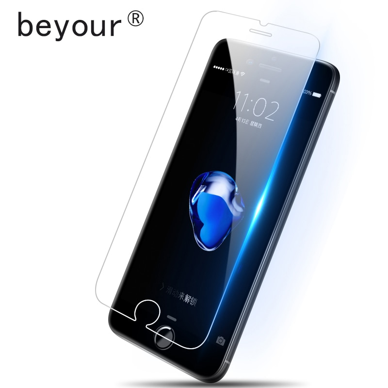 Vidrio templado de alta calidad para iPhone 11 XS Max XR X 5s SE 5 5c 4s 4, vidrio templado Protector de pantalla para iPhone 6 6s 7 8 Plus