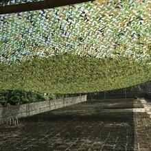 2 m x 3 m militaire Camouflage Net armée filet sport tente Woodlands feuilles Camo couverture pour la chasse en plein air Camping voiture couverture