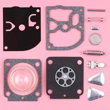 Carburetor Carb Repair Rebuild Kit For Stihl HS45 FS55 FS38 BG45 MM55 Mini Tiller Trimmer Spare Part Zama RB-100 RB 100