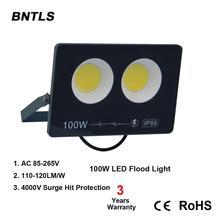 Éclairage LED 100 W, lumières extérieures lumineuses superbes de travail, équivalent dampoules de lhalogène 500 W, lumières extérieures imperméables IP66, 6500K
