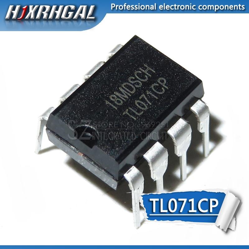10 pièces TL071CP TL072CP TL074CN TL081CP TL084CN amplificateur opérationnel nouveau et original IC HJXRHGAL