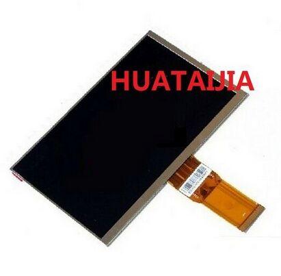 "Nueva matriz de pantalla LCD de 164x97mm de 50 pines para tableta IRT T-720 T720 de 7 "", repuesto de Digitalizador de pantalla táctil de pantalla LCD TFT interna"