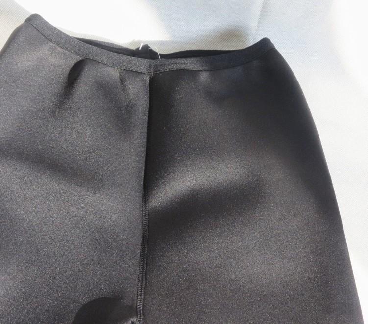 (Spodnie + Pas) hot frezarki shaper body control krótkie majtki wyszczuplające spodnie i pasy super stretch neopren bryczesy dla kobiet 9