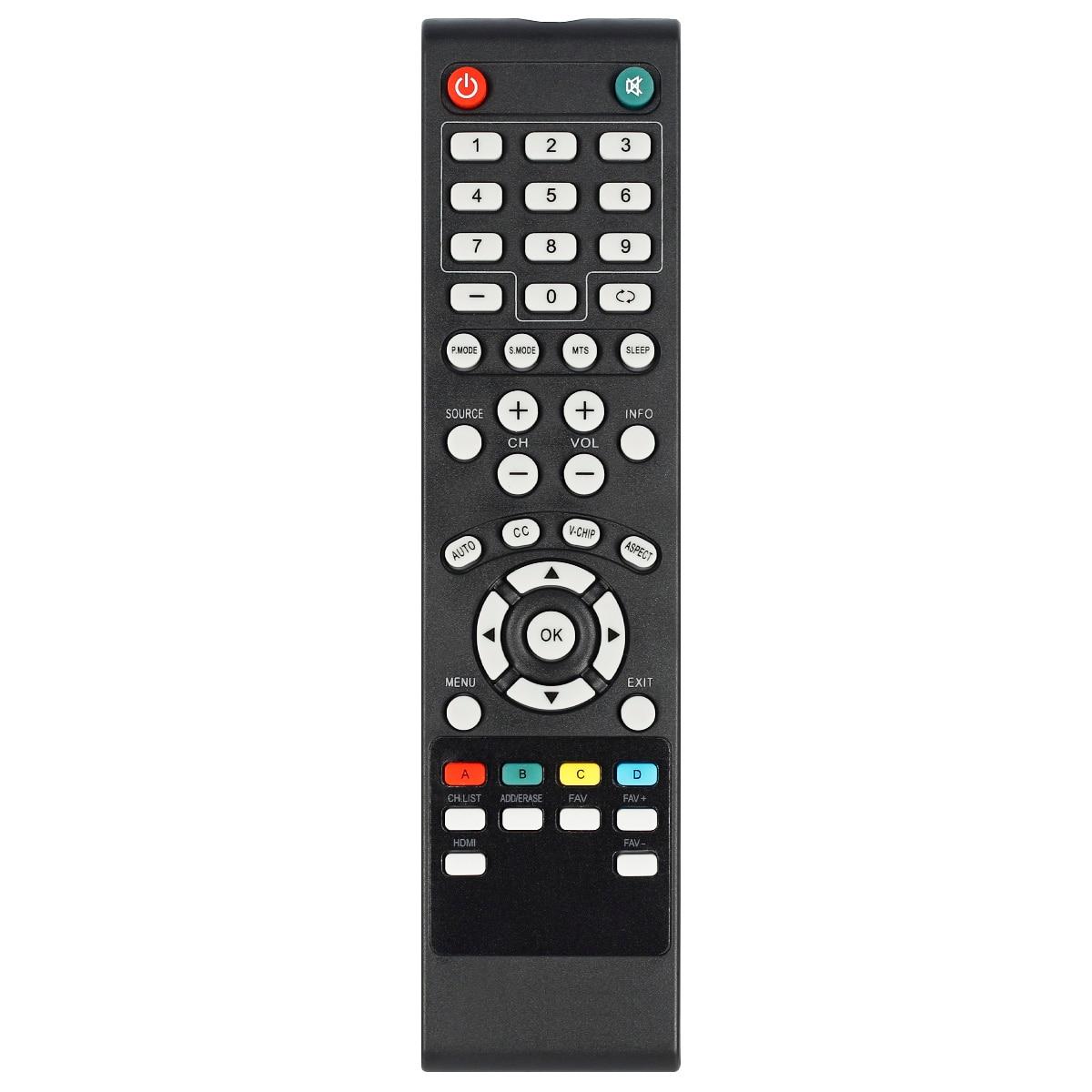 Controle remoto para sylvania tv controle remoto