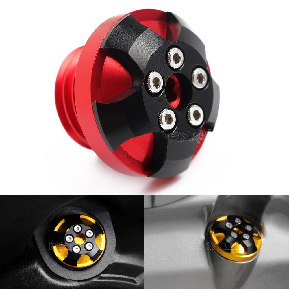Аксессуары для мотоциклов CNC m20 * 2,5 Магнитный моторный масляный наполнитель для мотоцикла моторное масло крышка для yamaha TMAX 500 T MAX 530 MT-09