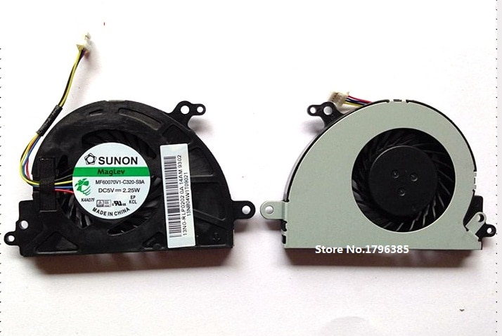 SSEA New CPU Cooling fan for ASUS X453 X453M X403M X553 X553M X553MA F553M D553M CPU Fan KSB0505HB A02 MF60070V1-C320-S9A