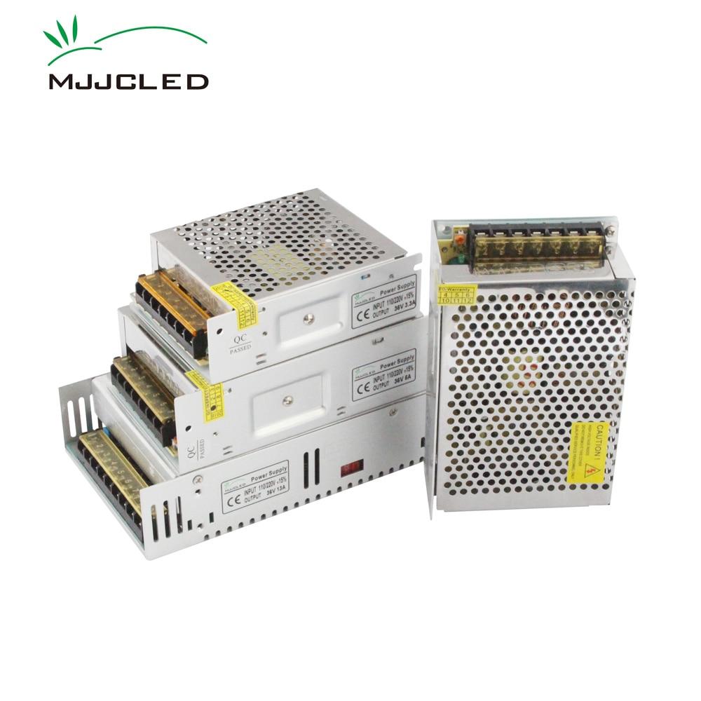 Power Supply 36 Volt AC DC 36V Transformer 220V 36V 10A 360W 600W 120W 200W LED Driver 36V Power Supply Unit for LED Strip