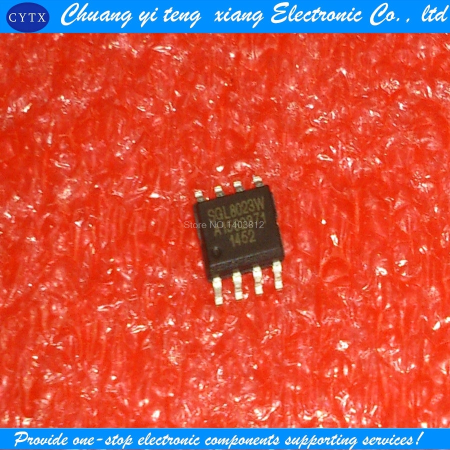 SGL8023W SGL8023 LEDC SOP-8 10 unids/lote