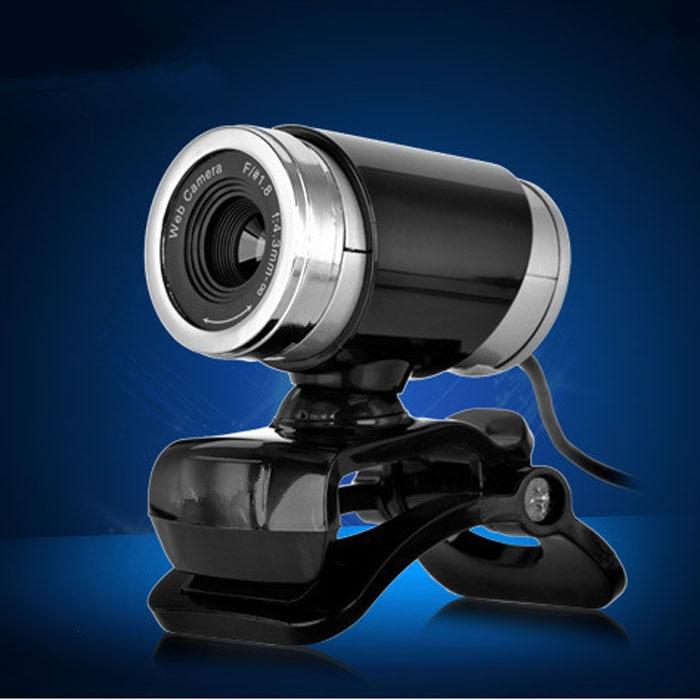 #20# Webcam HD 1080P Webcams USB 2.0 Web Digital Camera with Microphone Clip-on Camera Web Cam for PC Laptop Desktop
