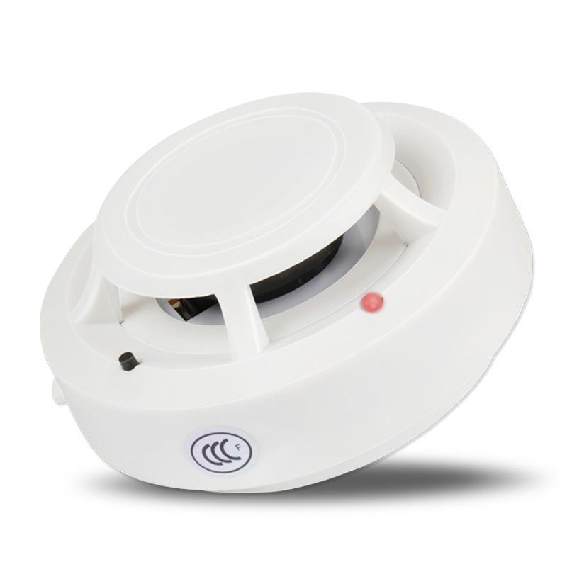 Батарея дымовой пожарной сигнализации автономный дома детектор дыма