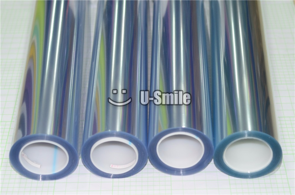 PPF 3-слойная прозрачная защитная пленка для автомобиля, Размер: 1,52*15 м/рулон
