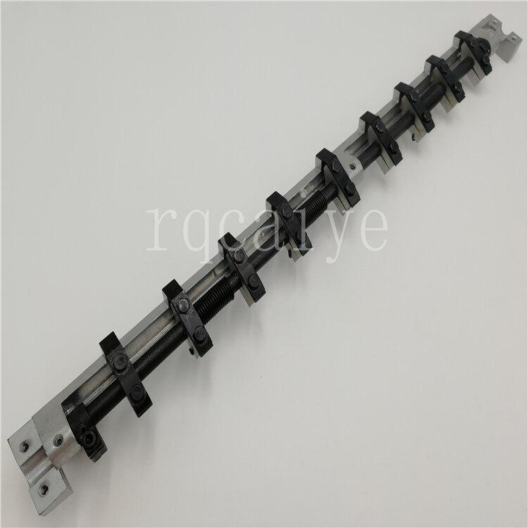 Printing machine gripper parts KORD64 KORS gripper bar L=715mm
