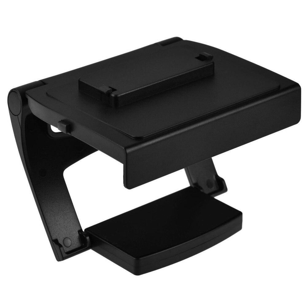 Foleto pinza de sujeción de TV soporte de montaje soporte de marco para Microsoft Xbox One Kinect Sensor Soporte ajustable para xboxone Kinect