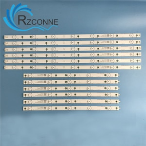 LED Backlight strip 12 lamp For 50PUH6400 50PUF6061 LB-PF3030-GJD2P5500612AG82 50AH42R 50AH42L CL-2K15-D2P5-500-D612-V1 R L
