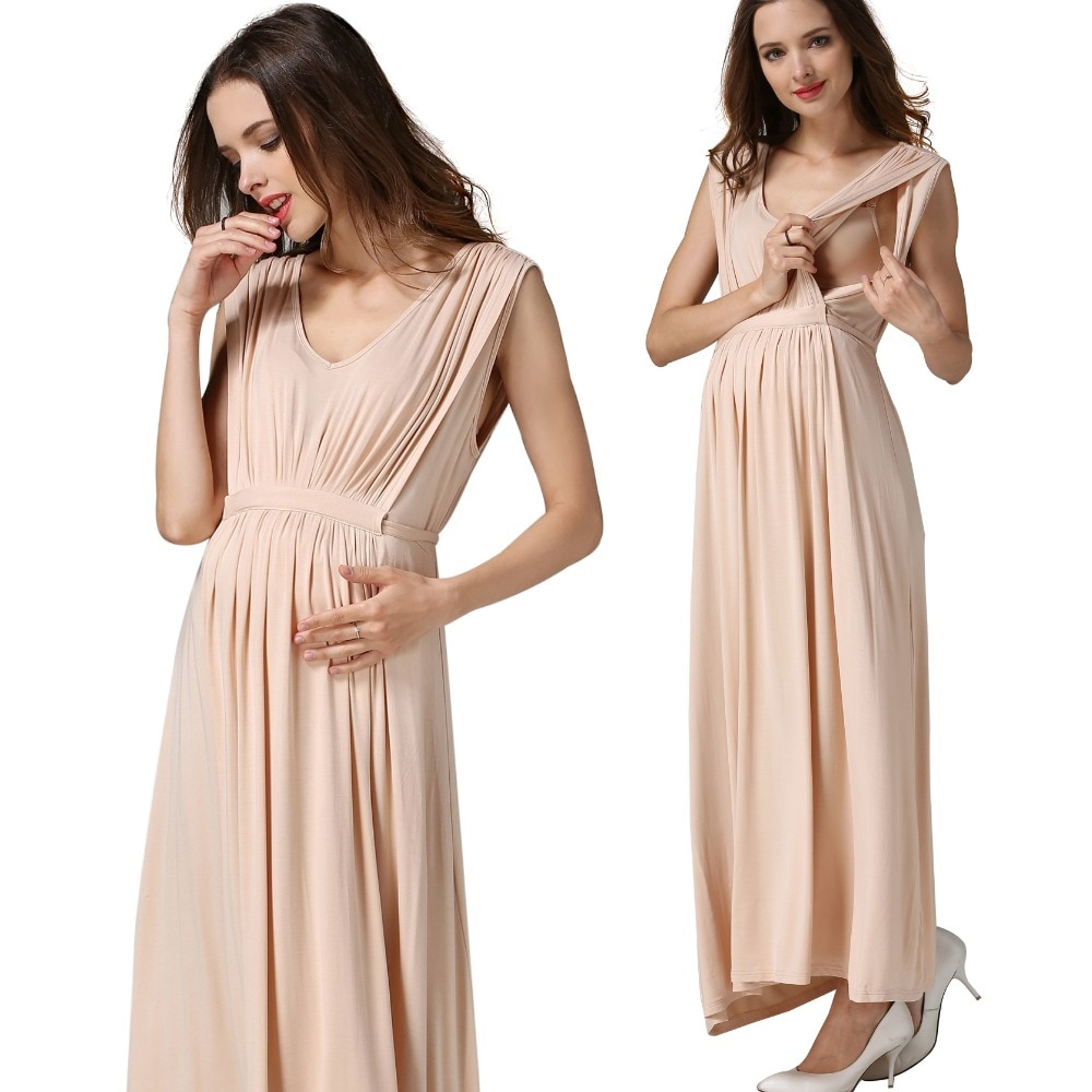 Emotion Moms Party Maternity Clothes Maternity Dresses pregnant dress pregnancy clothes for Pregnant Women Europe size enlarge